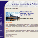 2015 Annual Meeting « National Council on Public History